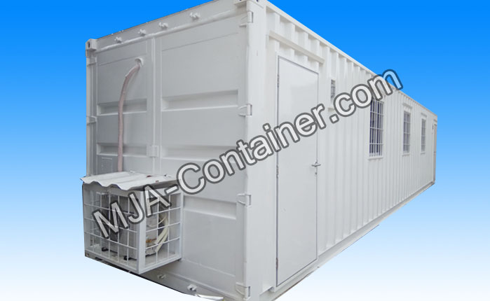 40 feet office container 01